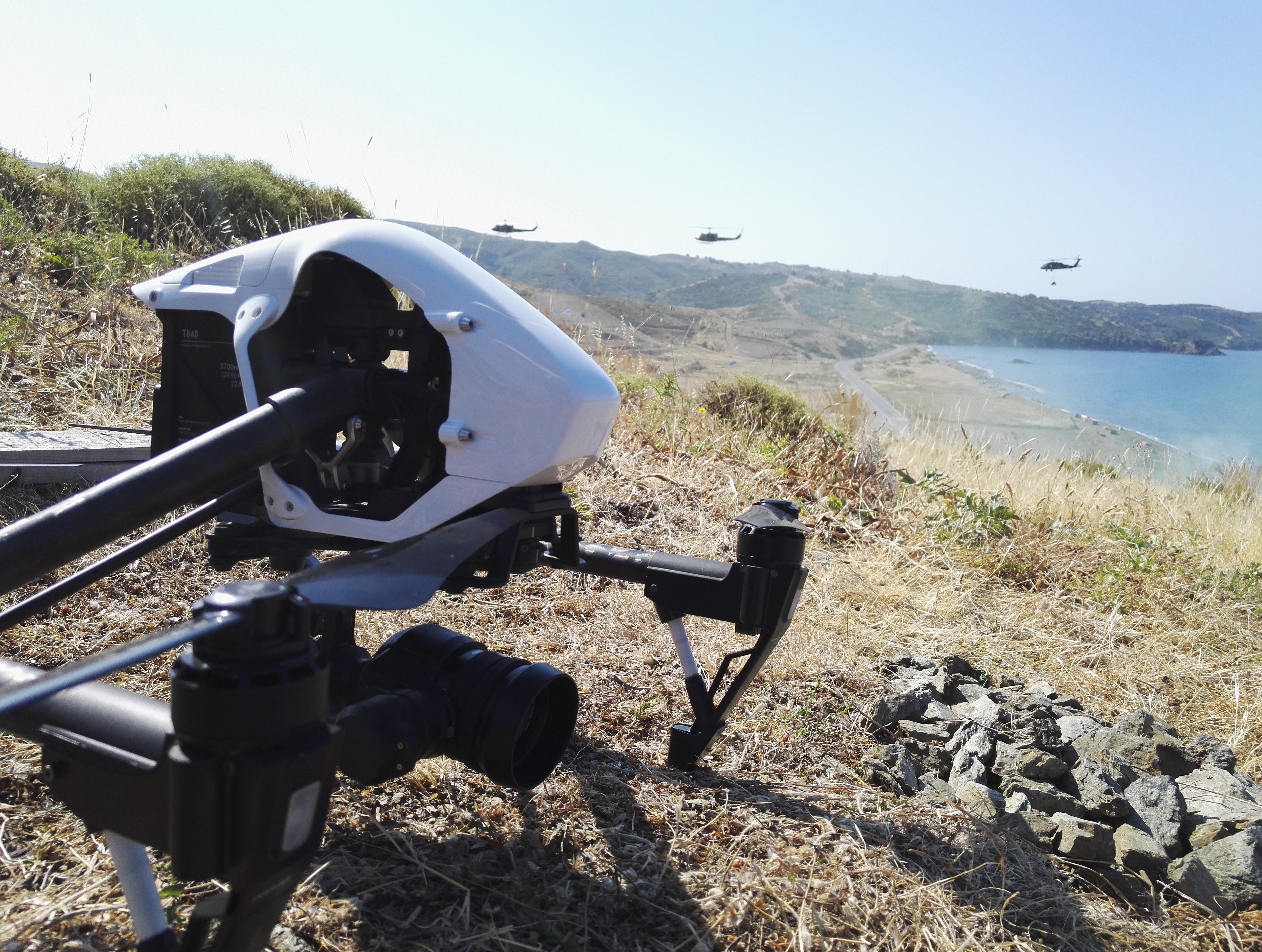 TSK 2016 EFES TATBİKATI DRONE FOTOGRAFLARI